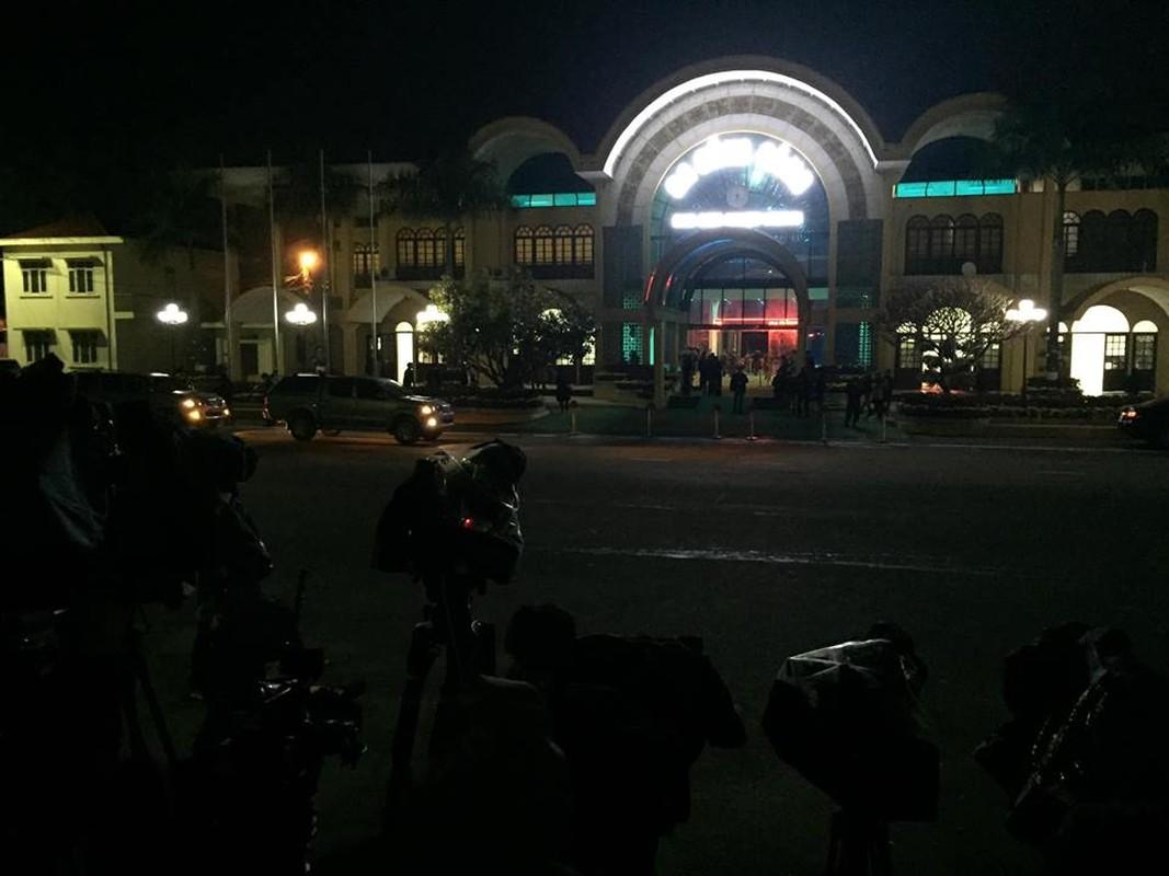 Thuong dinh My - Trieu: PV trang dem
