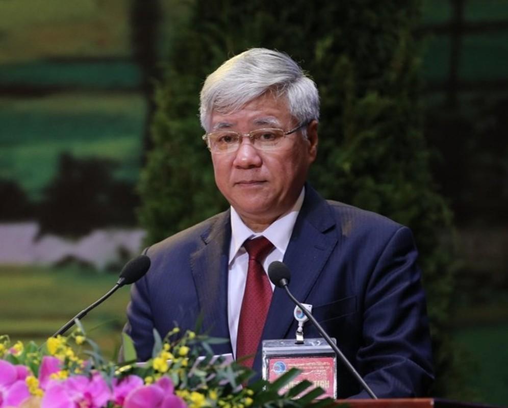 Ong Do Van Chien lam Chu tich Mat tran To Quoc Viet Nam-Hinh-2
