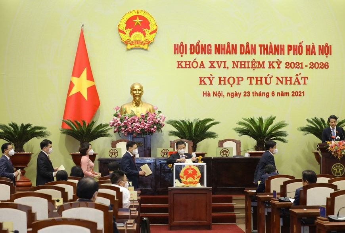 Ong Chu Ngoc Anh tai dac cu chuc vu Chu tich TP Ha Noi-Hinh-3
