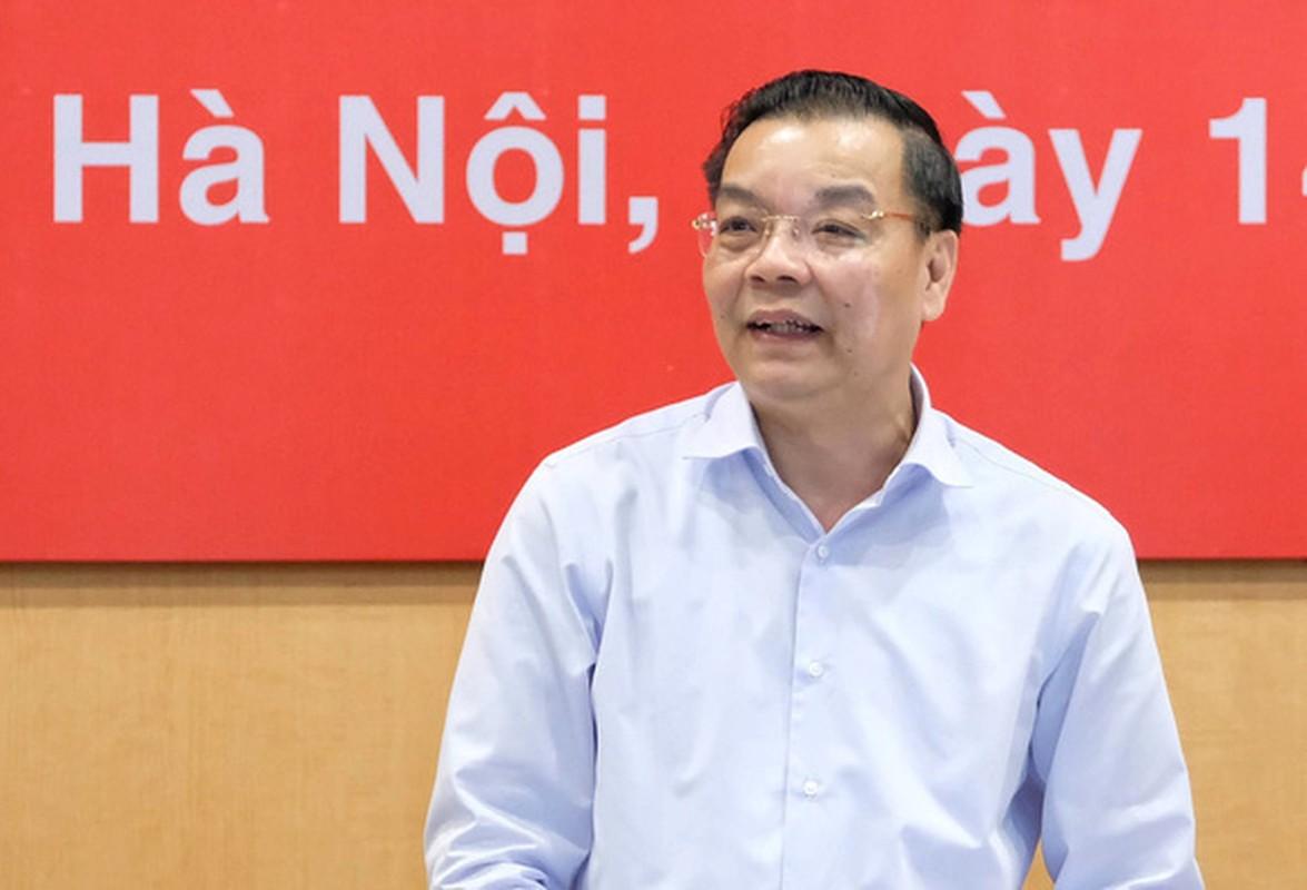 Bai nhiem chuc Chu tich UBND Ha Noi doi voi ong Nguyen Duc Chung