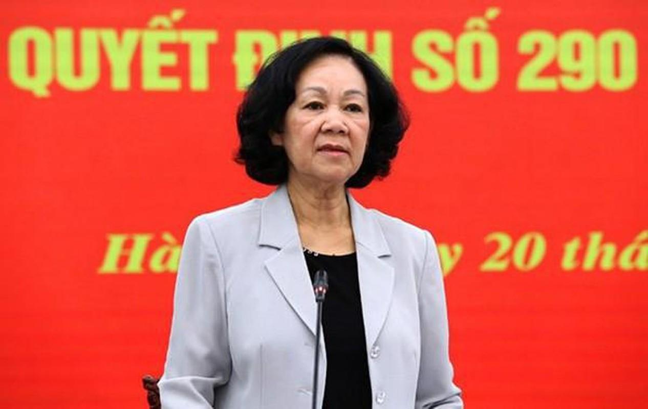 Chan dung nhung nu lanh dao cap cao o Viet Nam-Hinh-7