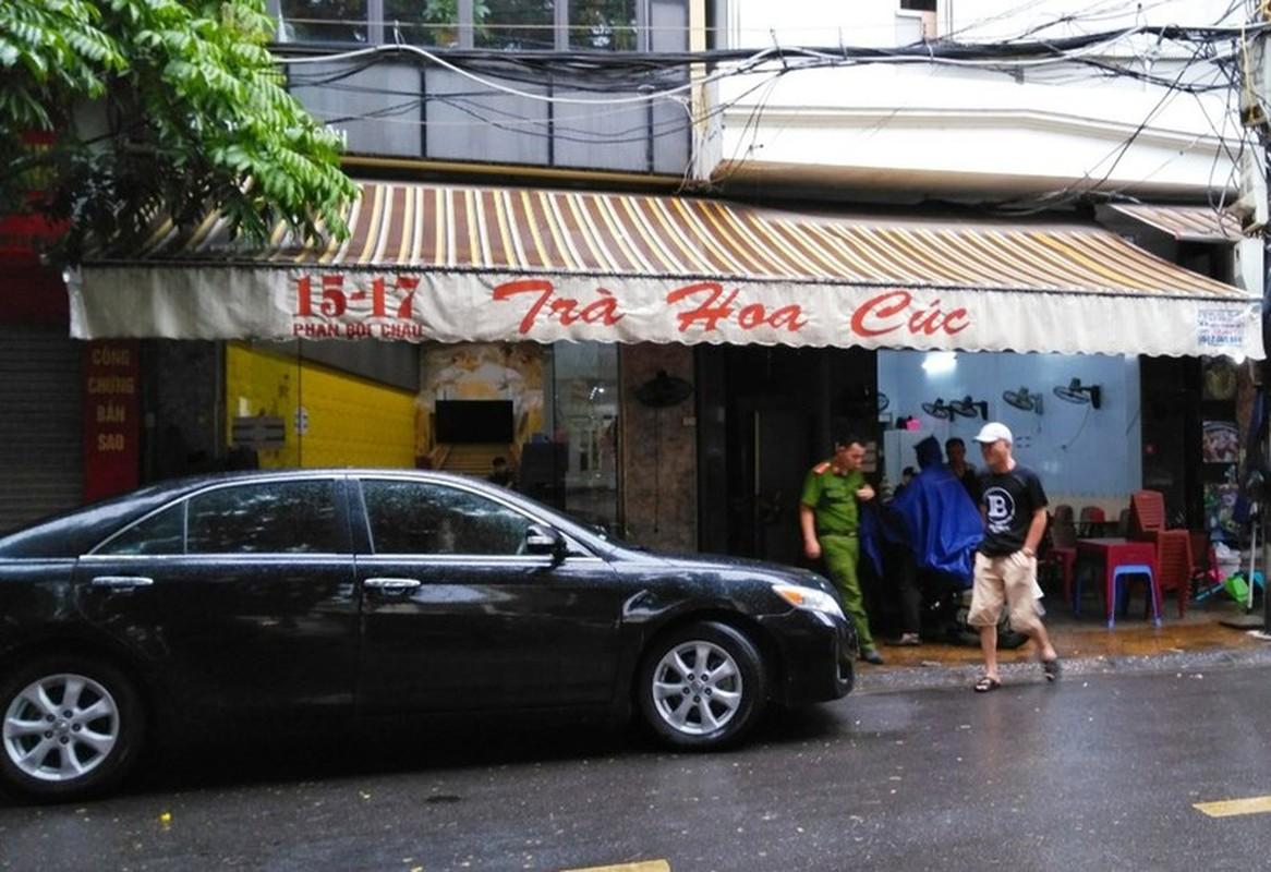 Giai ma biet danh cac giang ho Hai Phong khet tieng the gioi ngam