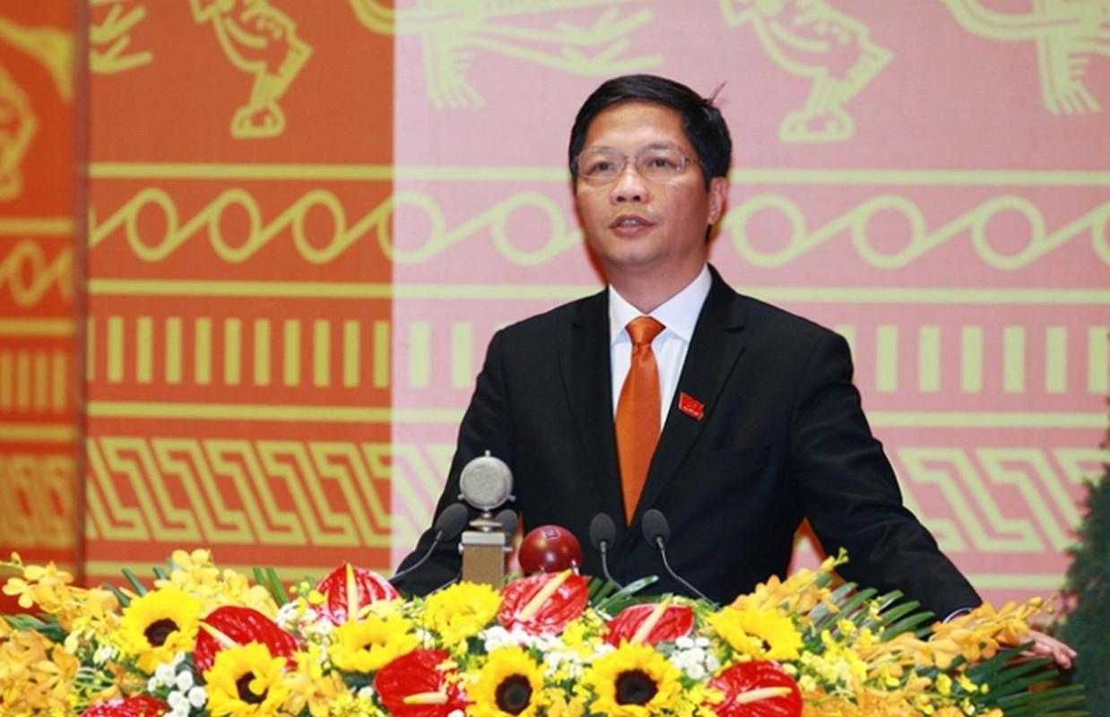 Chan dung 10 nguoi lan dau vao Bo Chinh tri