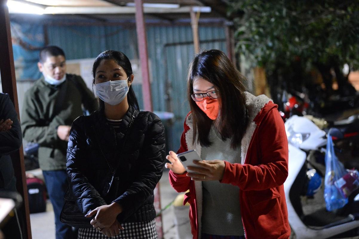 15 hoc sinh Tieu hoc Xuan Phuong roi khu cach ly, ve nha don Tet-Hinh-8