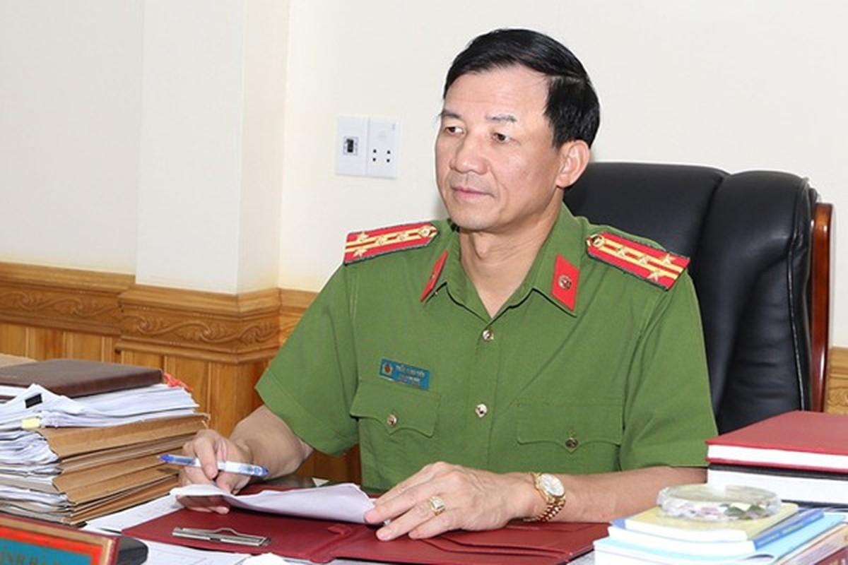Chan dung 2 tan Giam doc Cong an tinh Lam Dong, Dak Lak-Hinh-2