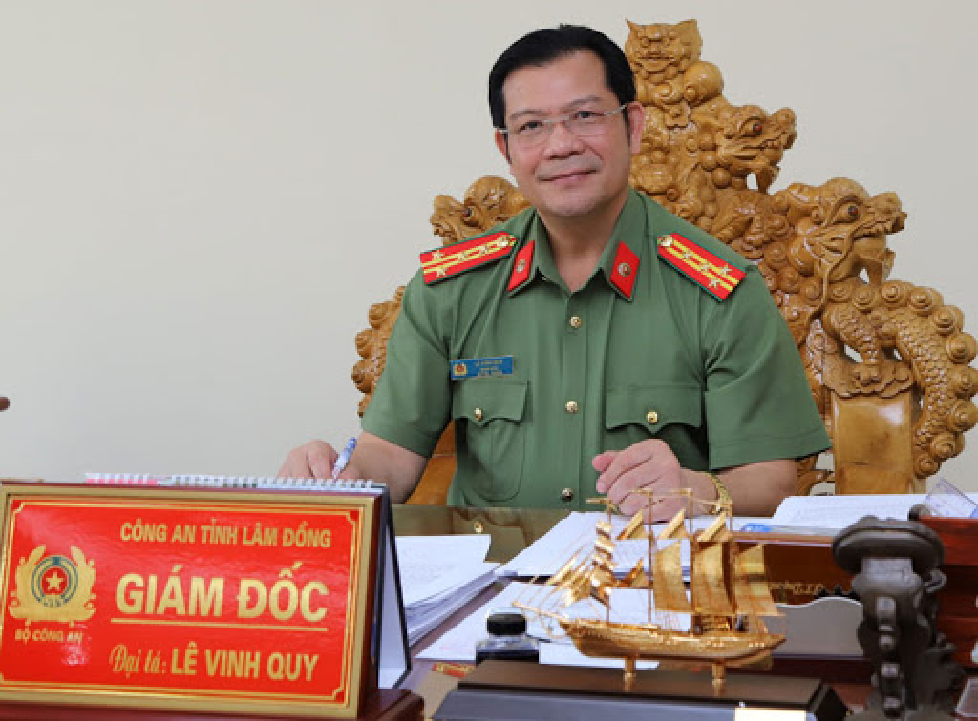 Chan dung 2 tan Giam doc Cong an tinh Lam Dong, Dak Lak-Hinh-6