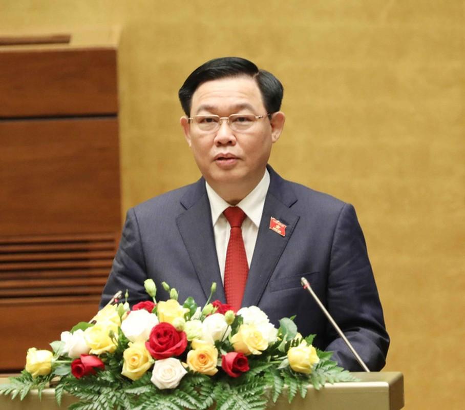 Bo may lanh dao Quoc hoi nhiem ky 2016-2021 sau khi kien toan