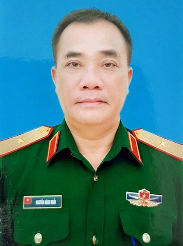16 tuong linh Quan doi, Cong an ung cu dai bieu Quoc hoi-Hinh-10
