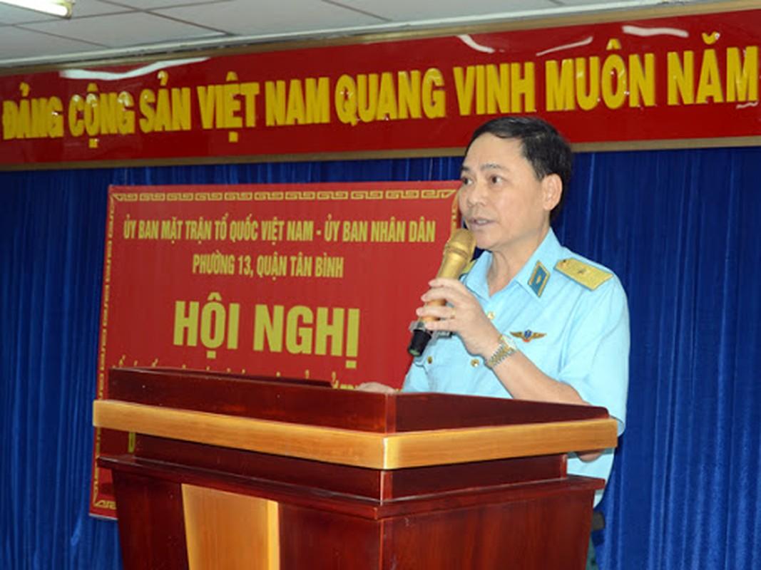 16 tuong linh Quan doi, Cong an ung cu dai bieu Quoc hoi-Hinh-12
