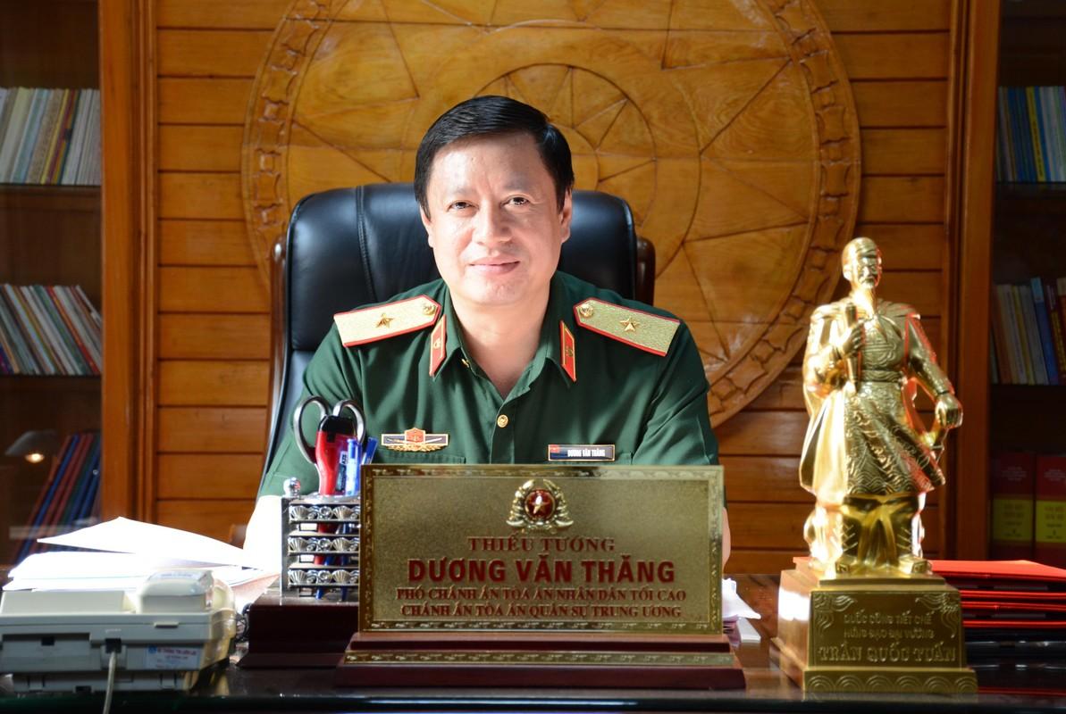 16 tuong linh Quan doi, Cong an ung cu dai bieu Quoc hoi-Hinh-13