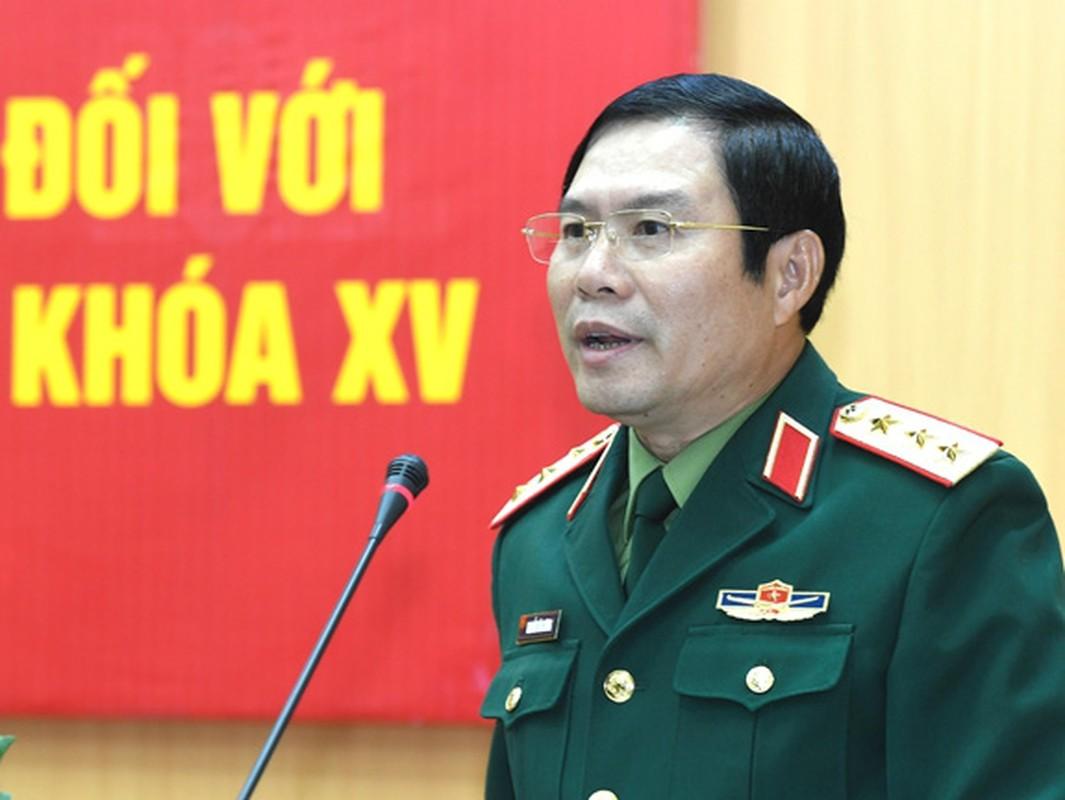16 tuong linh Quan doi, Cong an ung cu dai bieu Quoc hoi-Hinh-3