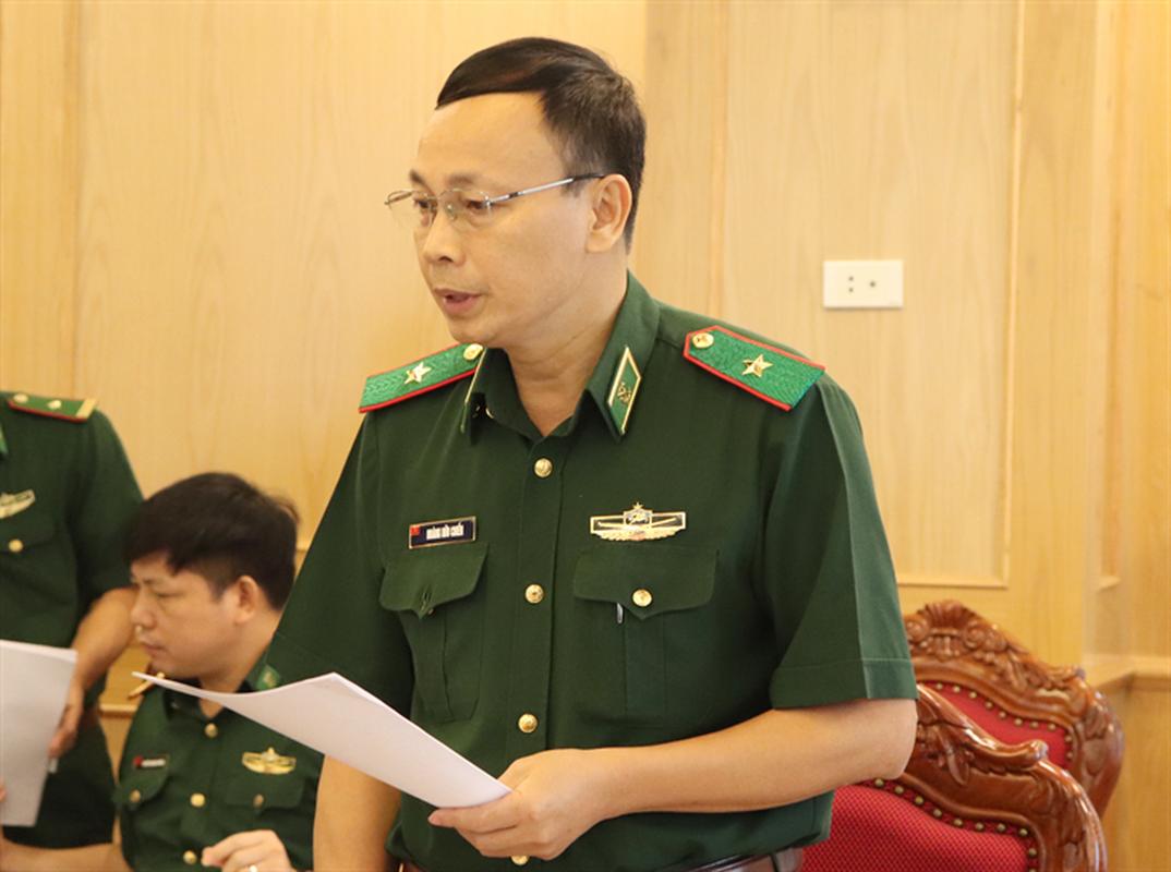 16 tuong linh Quan doi, Cong an ung cu dai bieu Quoc hoi-Hinh-5