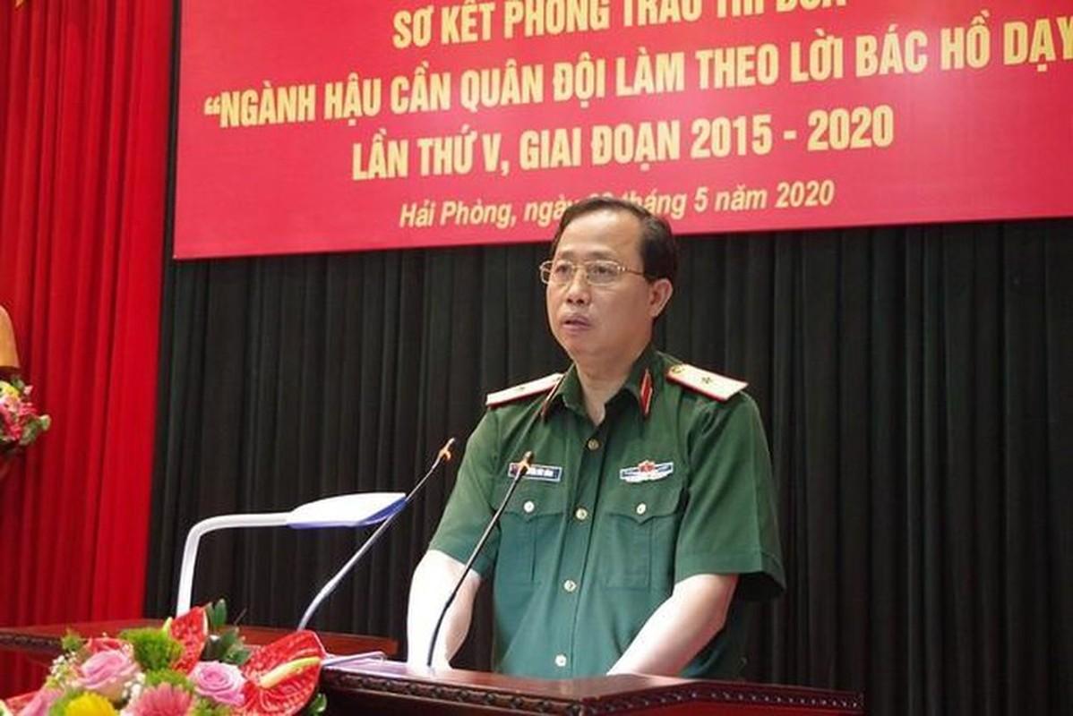 16 tuong linh Quan doi, Cong an ung cu dai bieu Quoc hoi-Hinh-7