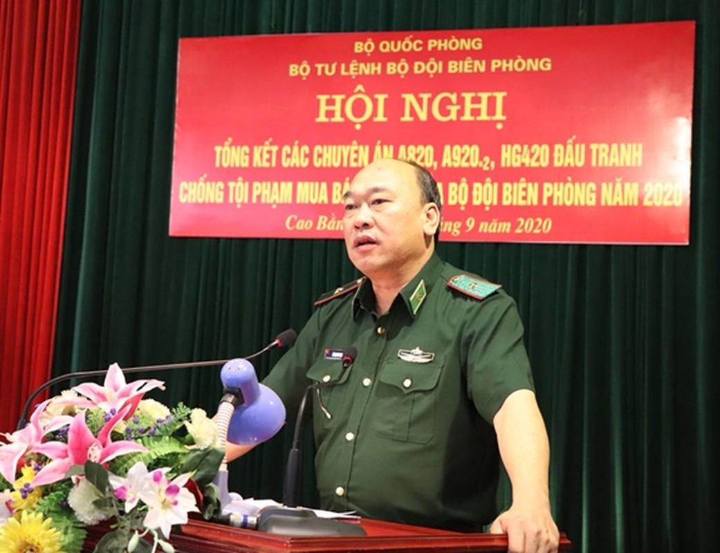 16 tuong linh Quan doi, Cong an ung cu dai bieu Quoc hoi-Hinh-8
