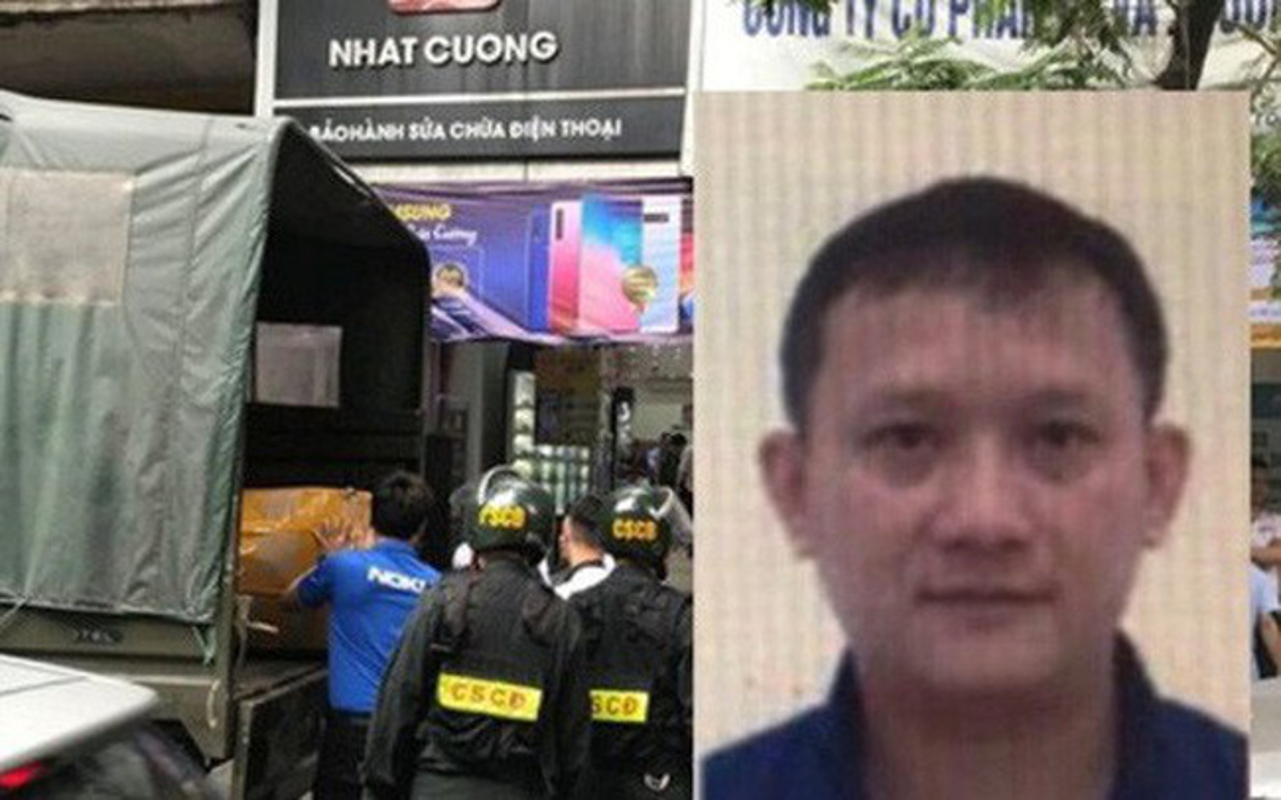 Vu Cong ty Nhat Cuong: