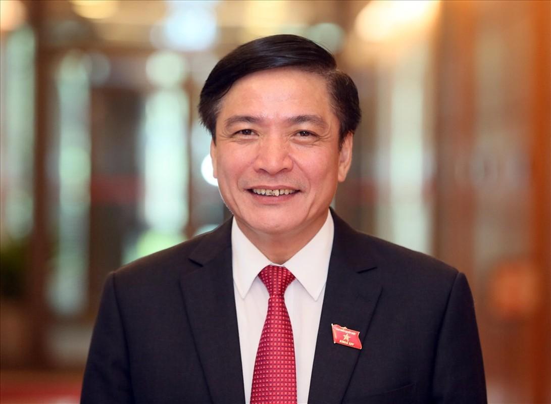 Ong Bui Van Cuong lam Bi thu Dang uy Van phong Quoc hoi