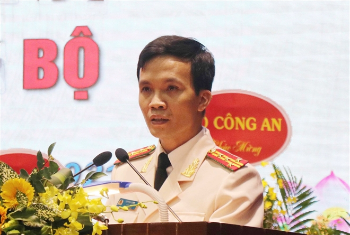 Chan dung 4 giam doc cong an tinh vua duoc dieu dong va bo nhiem-Hinh-3
