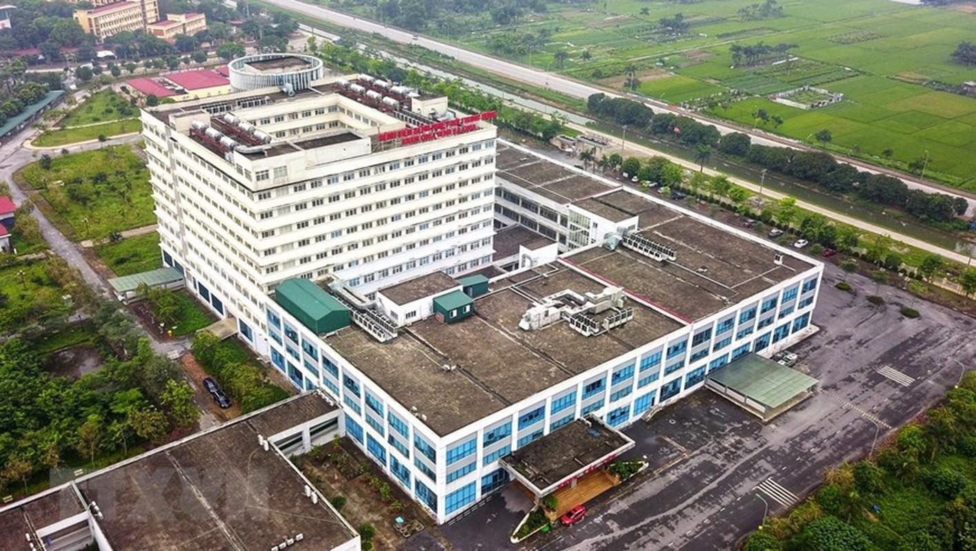 Phun khu khuan vien Benh Nhiet doi Trung uong co so Dong Anh-Hinh-11