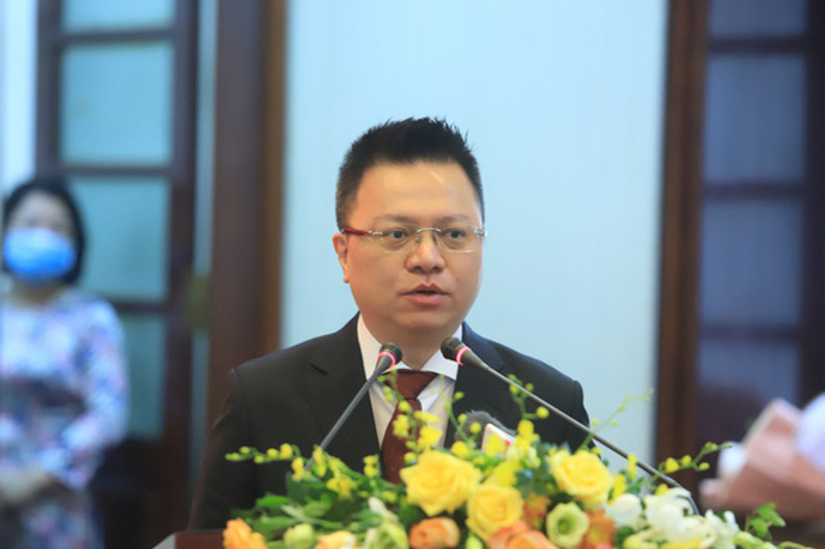 Ong Le Quoc Minh giu chuc Tong bien tap bao Nhan Dan-Hinh-3