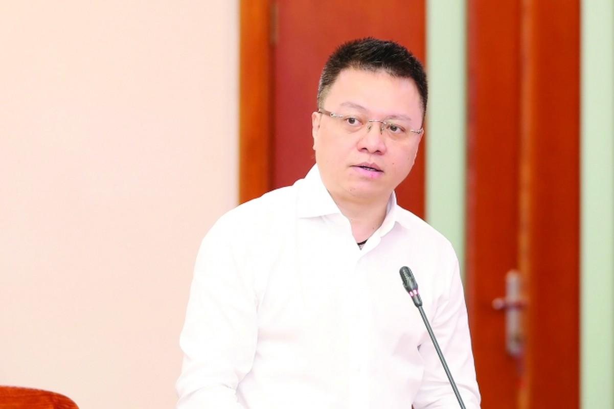 Ong Le Quoc Minh giu chuc Tong bien tap bao Nhan Dan-Hinh-9