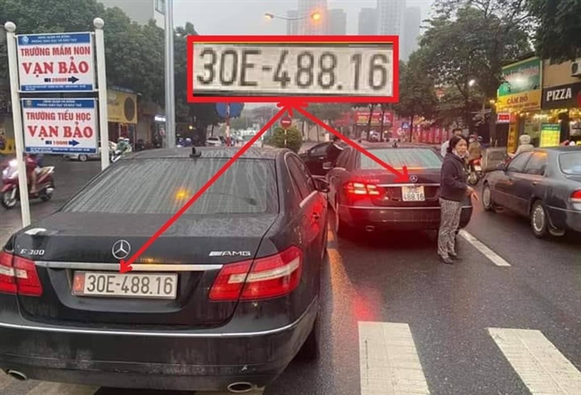 """Hang loat xe sang trung bien so bi """"tom song"""" tren duong-Hinh-4"""