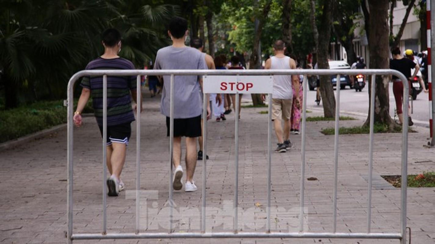 'Bien' nguoi do ra tap the duc, ho Guom thanh 'duong dua xe dap'-Hinh-11