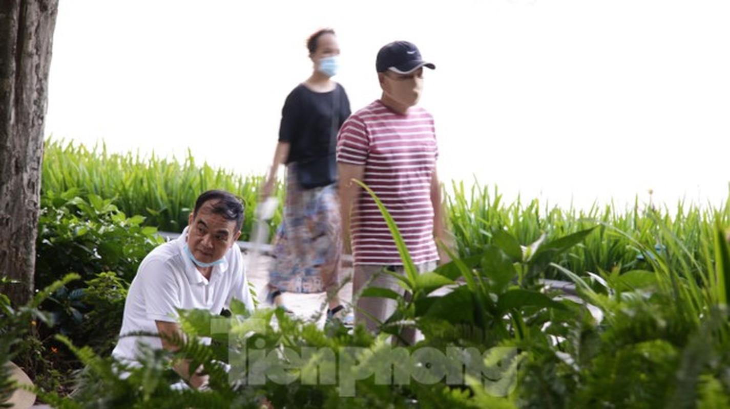 'Bien' nguoi do ra tap the duc, ho Guom thanh 'duong dua xe dap'-Hinh-12