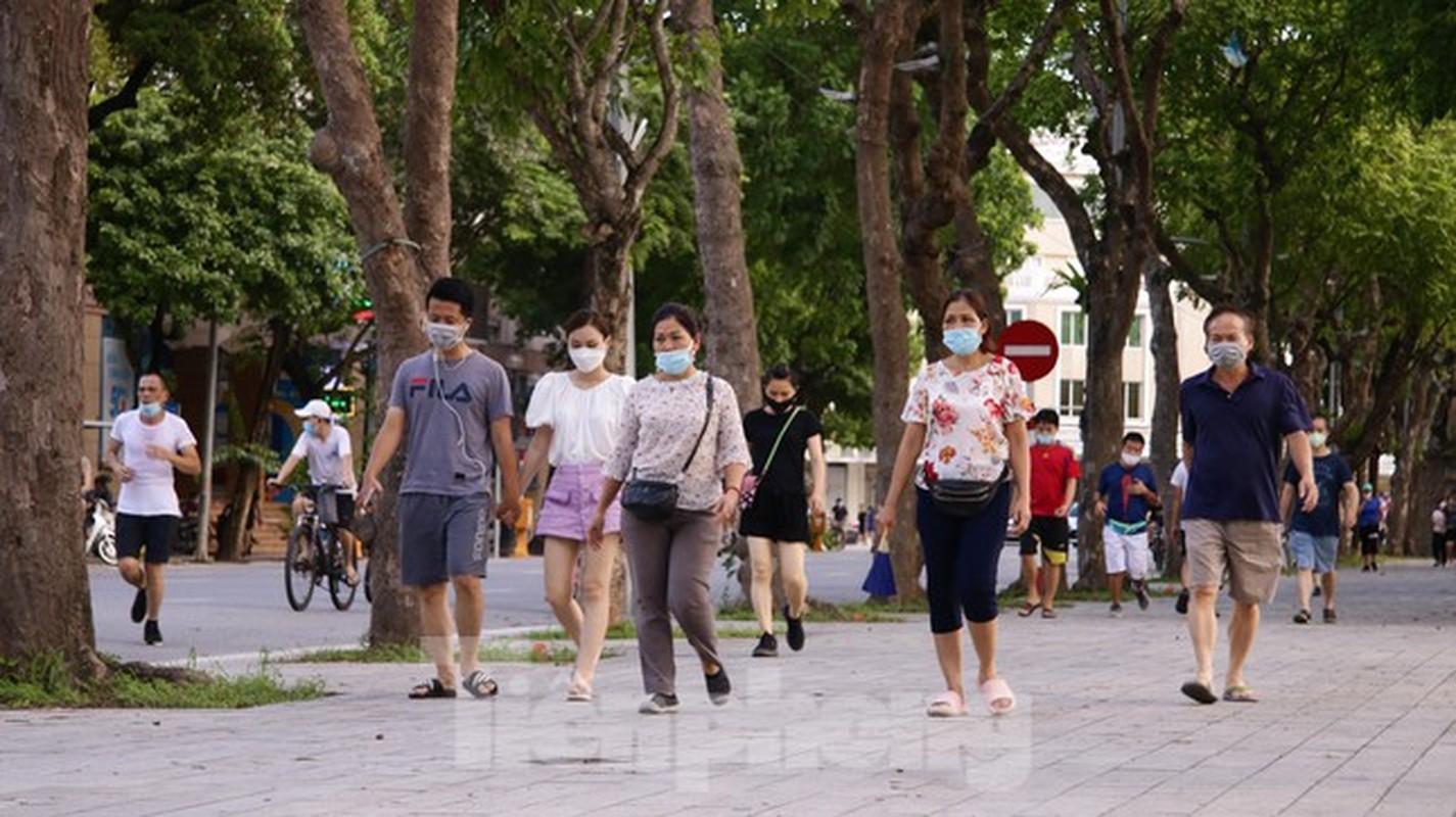 'Bien' nguoi do ra tap the duc, ho Guom thanh 'duong dua xe dap'-Hinh-4