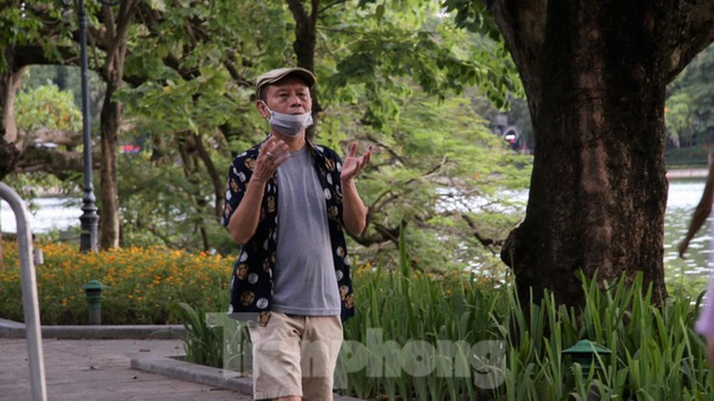 'Bien' nguoi do ra tap the duc, ho Guom thanh 'duong dua xe dap'-Hinh-6