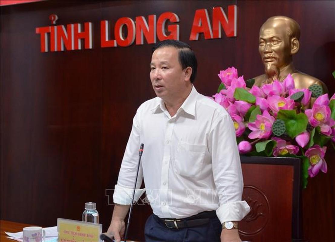 Ong Nguyen Van Ut tai dac cu Chu tich UBND tinh Long An-Hinh-2