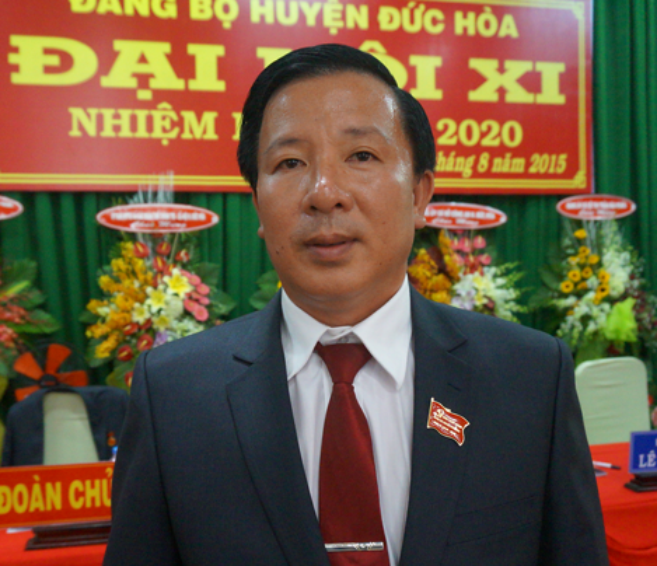 Ong Nguyen Van Ut tai dac cu Chu tich UBND tinh Long An-Hinh-3
