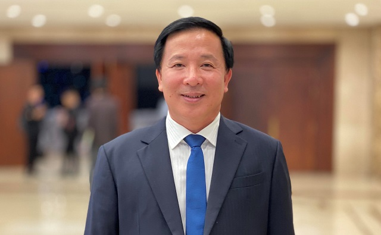 Ong Nguyen Van Ut tai dac cu Chu tich UBND tinh Long An-Hinh-4
