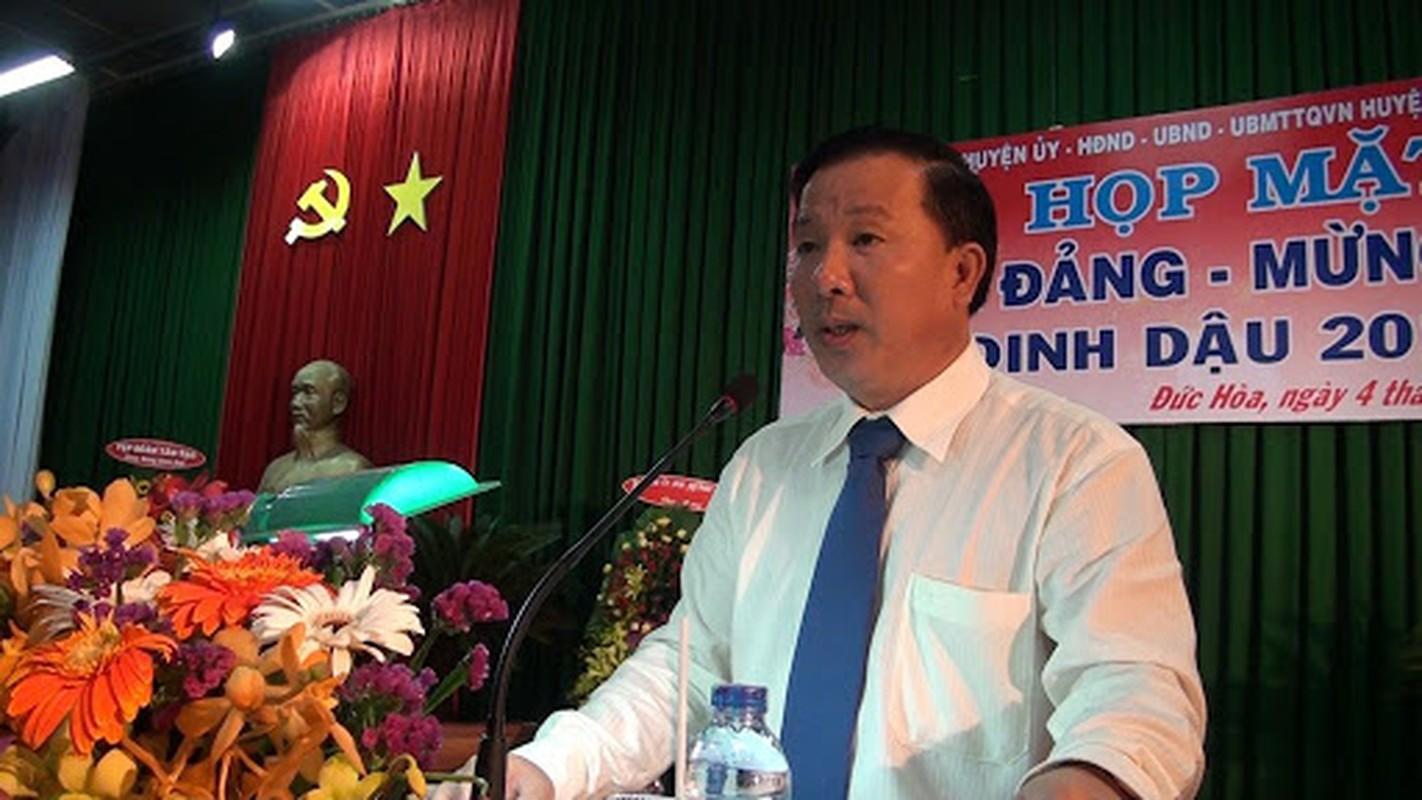 Ong Nguyen Van Ut tai dac cu Chu tich UBND tinh Long An-Hinh-5