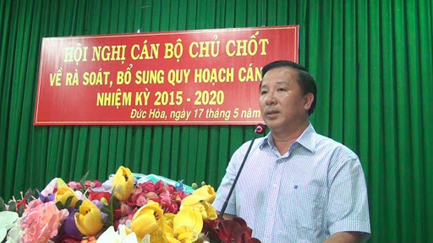 Ong Nguyen Van Ut tai dac cu Chu tich UBND tinh Long An-Hinh-6