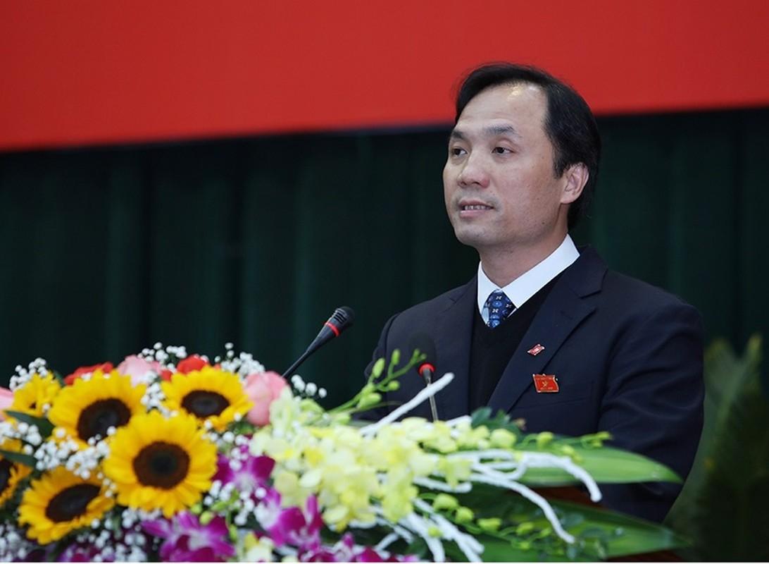 Chan dung ong Hoang Trung Dung tai dac cu Chu tich HDND tinh Ha Tinh-Hinh-9