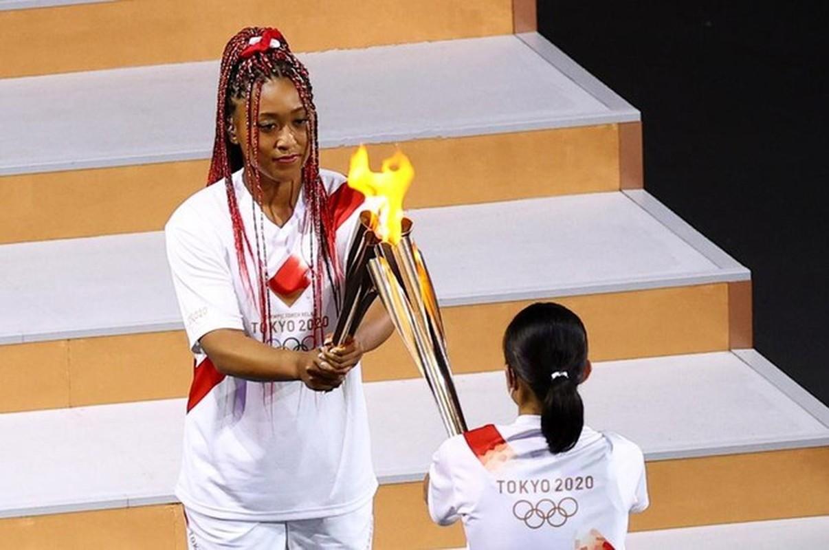VDV thap dai lua Olympic Tokyo quyen ru tren tap chi ao tam