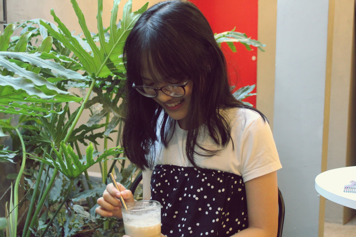 Chan dung nu sinh Tien Giang dat diem 10 mon Ngu van-Hinh-4