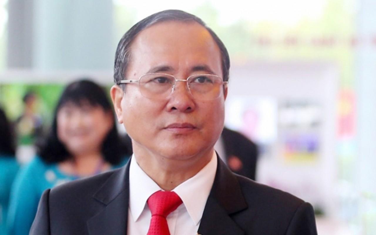 """""""Diem"""" quan """"an dat"""" gap hoa nhu nguyen Bi thu Binh Duong Tran Van Nam"""