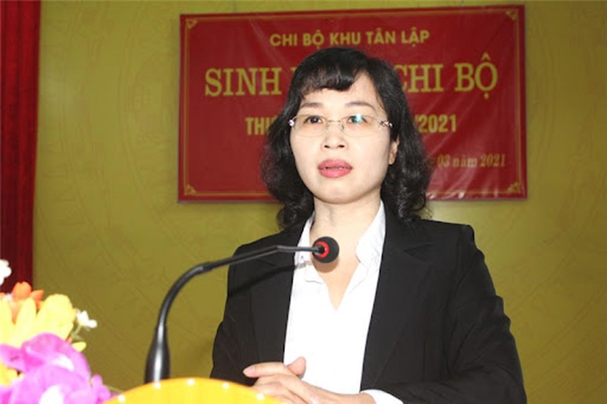 Ba Trinh Thi Minh Thanh lam Pho Bi thu Tinh uy Quang Ninh-Hinh-4