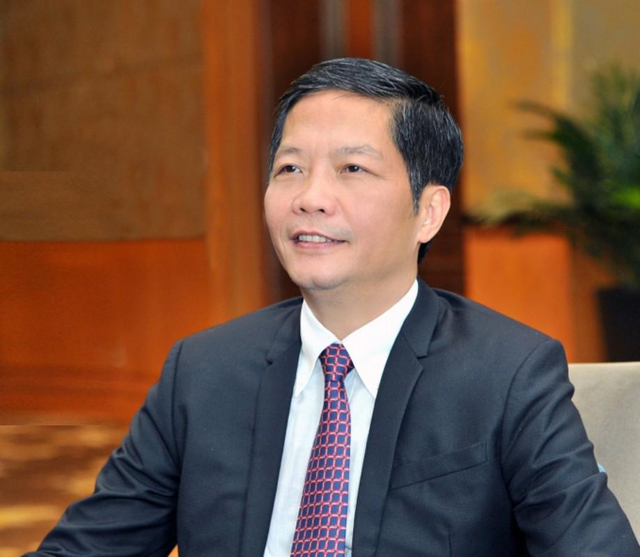 Chan dung 6 lanh dao Ban Kinh te Trung uong