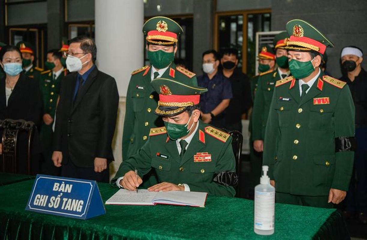 Toan canh le vieng, le truy dieu Dai tuong Phung Quang Thanh-Hinh-7