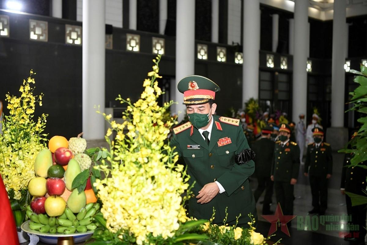 Toan canh le vieng, le truy dieu Dai tuong Phung Quang Thanh-Hinh-8