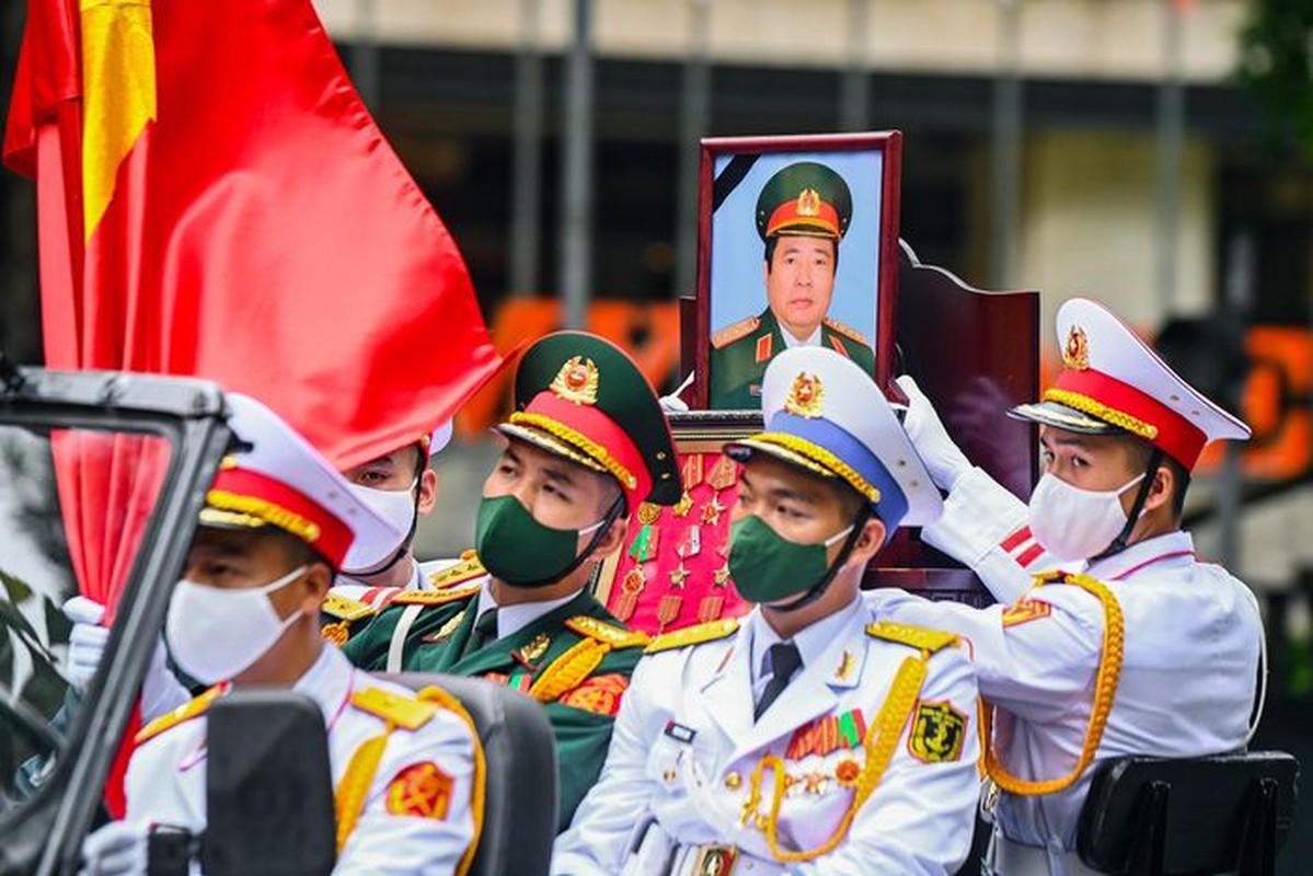 Toan canh le vieng, le truy dieu Dai tuong Phung Quang Thanh-Hinh-9