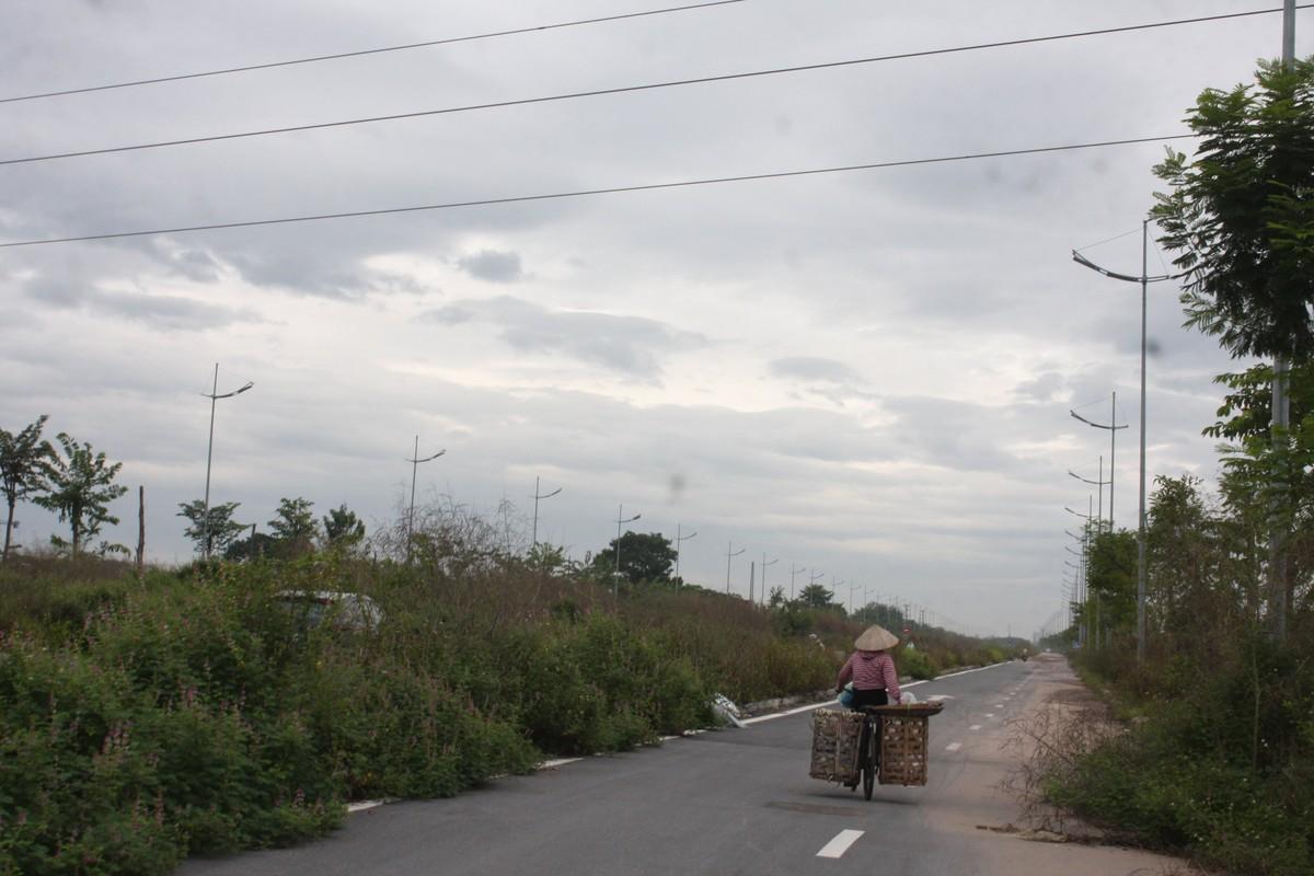 Ha Noi: Co moc um tum o duong Tay Thang Long 480 ty-Hinh-4