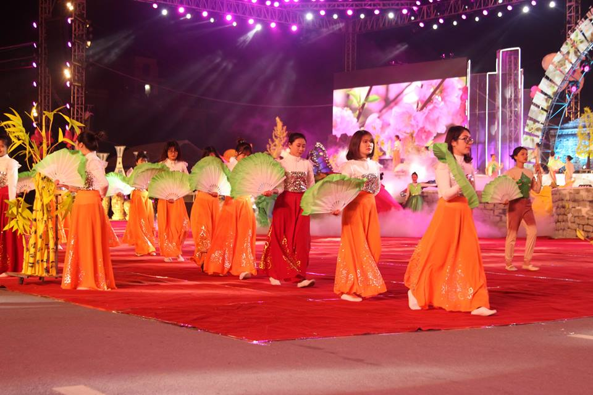 Anh: Hang nghin nguoi tham gia le hoi duong pho Carnaval Hai Duong-Hinh-14
