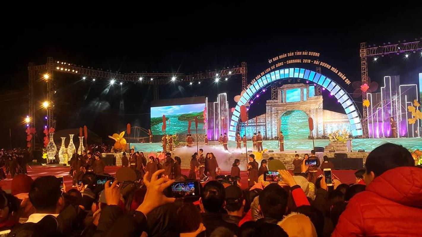 Anh: Hang nghin nguoi tham gia le hoi duong pho Carnaval Hai Duong-Hinh-8