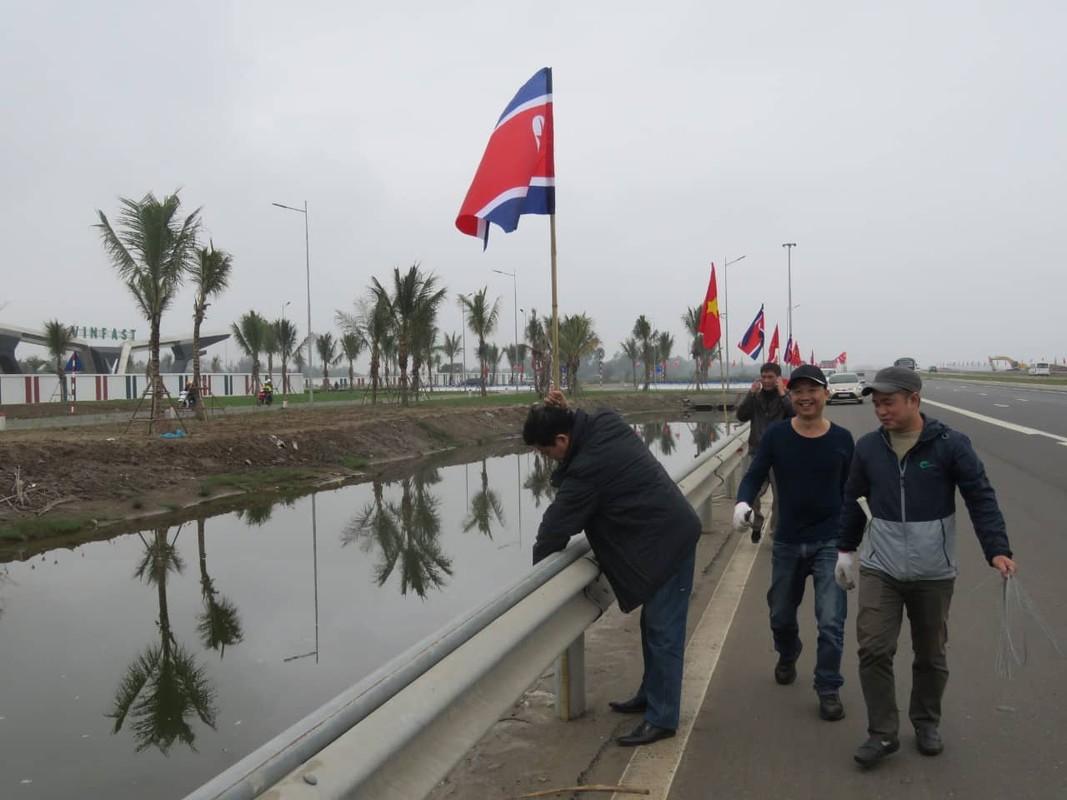 """Anh: Hai Phong """"thay ao moi"""" don Chu tich Kim Jong-un-Hinh-5"""