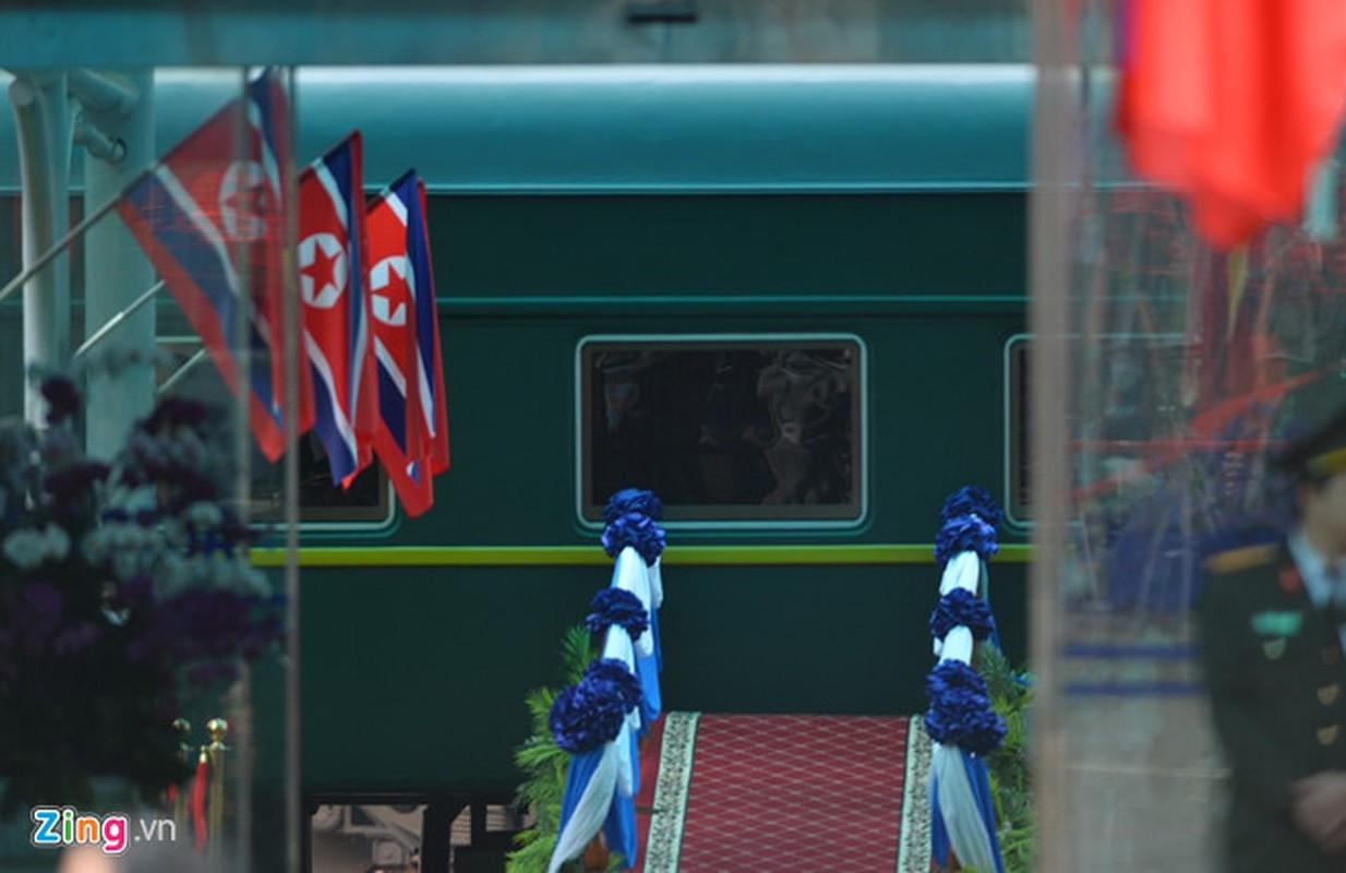 Chu tich Trieu Tien Kim Jong-un cung phai doan den vieng lang Chu tich Ho Chi Minh-Hinh-15