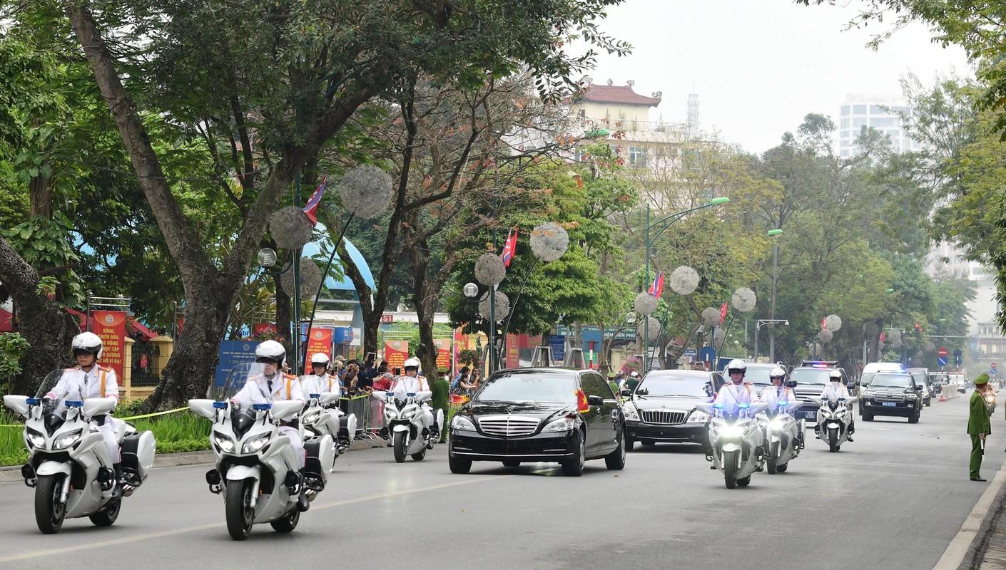 Chu tich Trieu Tien Kim Jong-un cung phai doan den vieng lang Chu tich Ho Chi Minh-Hinh-4