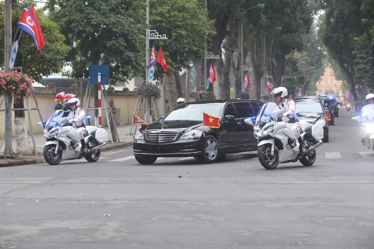 Chu tich Trieu Tien Kim Jong-un cung phai doan den vieng lang Chu tich Ho Chi Minh-Hinh-5